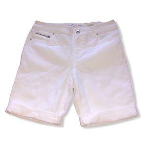 INC Petite Regular Fit Women's Shorts